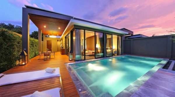 ที่พัก pool villa