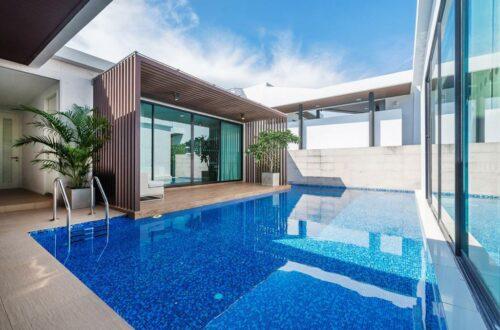 นำเสนอ Luxury Villas