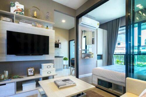 luxury room in condo