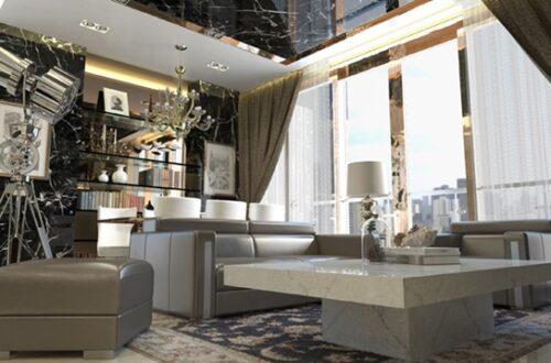 home decoration luxury