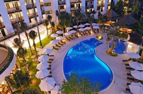 Phuket luxury hotel