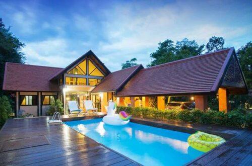 Khao Yai House Pool