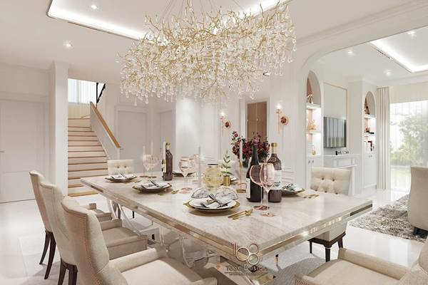 modern classic home decoration