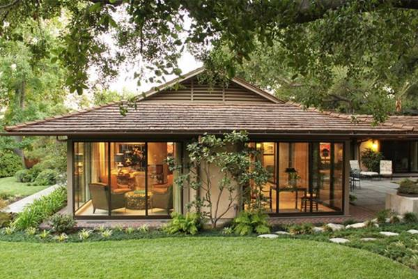 garden house nature